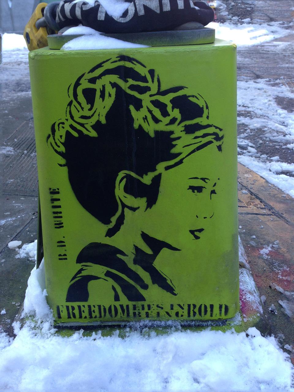 Robert Frost Freedom Bold