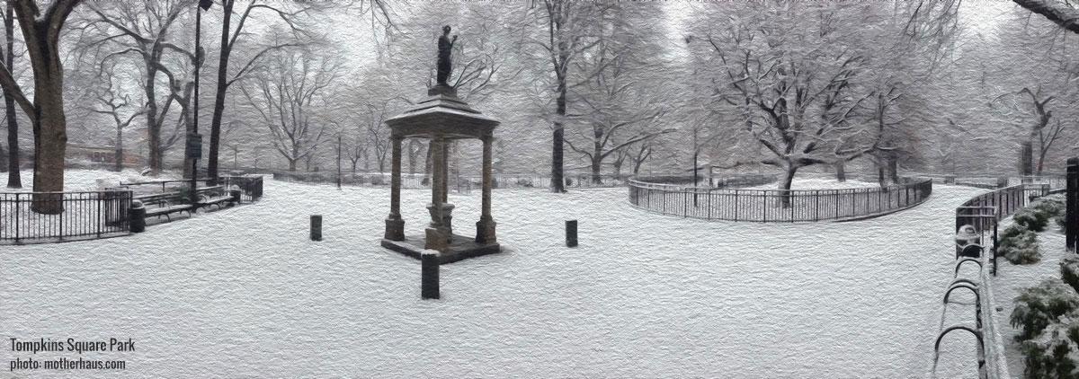 Tompkins Square 2014 02 03 V2 Tag