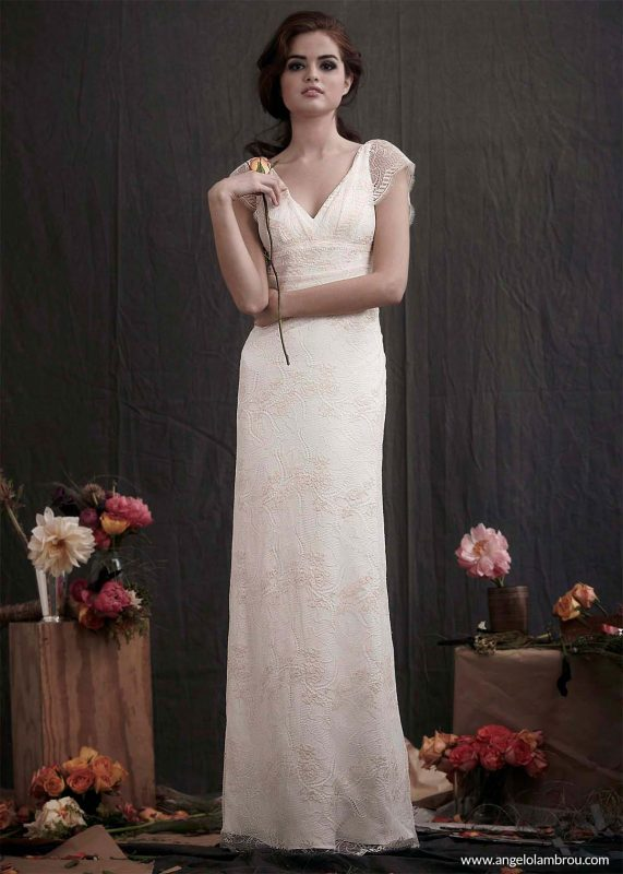 Wedding Dress Anette By Angelo Lambrou