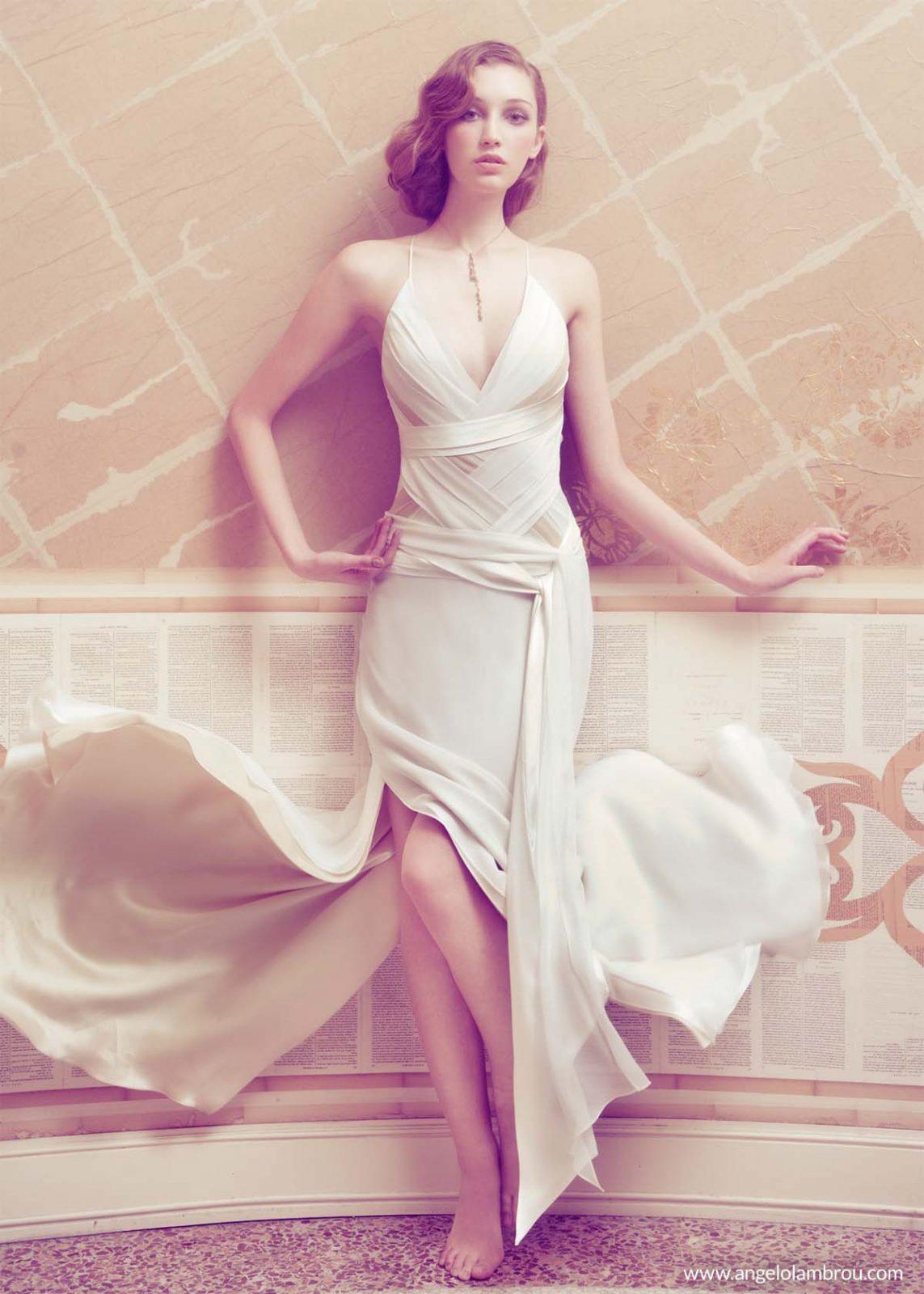 Wedding Dress Aurora By Angelo Lambrou