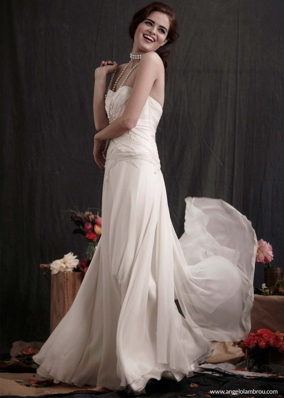 Wedding Dress Isadora By Angelo Lambrou