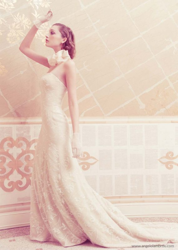 Wedding Dress Uta By Angelo Lambrou