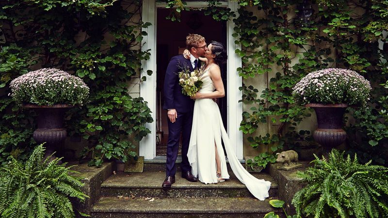 Angelo Lambrou Atelier Real Bride Quinn Rose