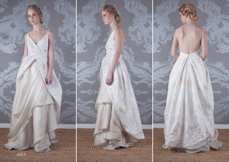 Angelo Lambrou Couture Gown Aria