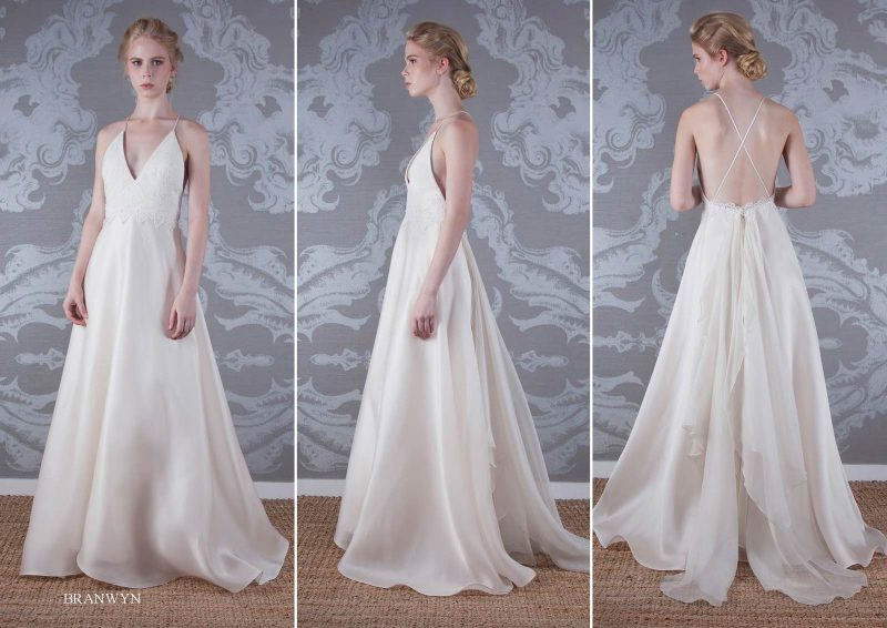 Angelo Lambrou Couture Gown Branwyn
