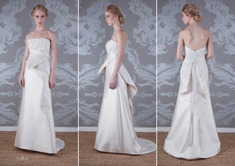 Angelo Lambrou Couture Gown Cara