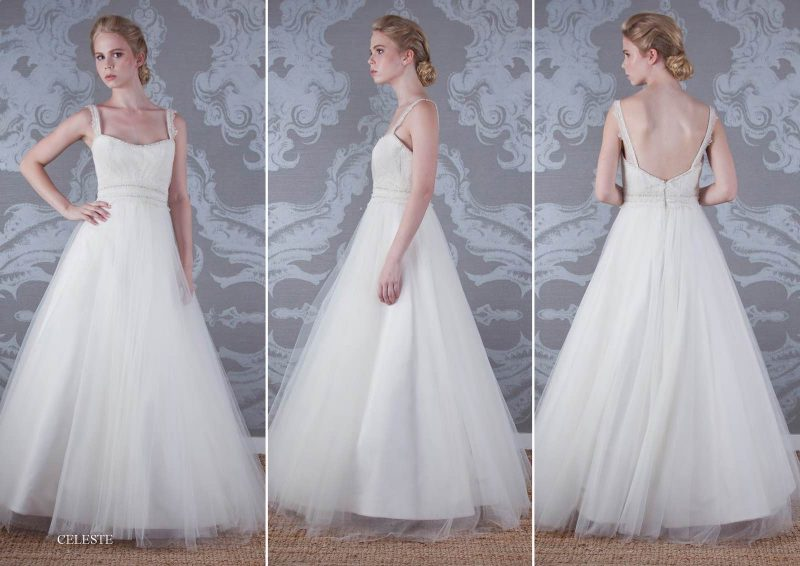 Angelo Lambrou Couture Gown Celeste
