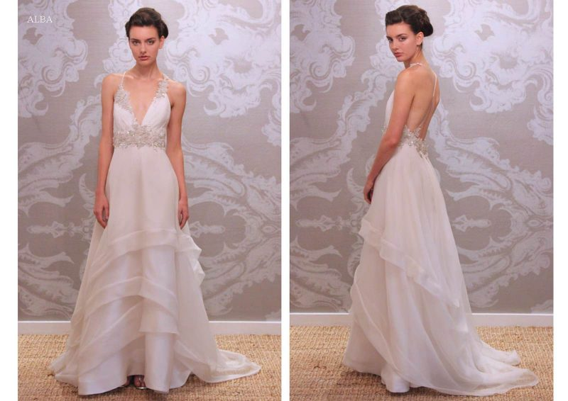 Angelo Lambrou Couture Gown Collection Alba