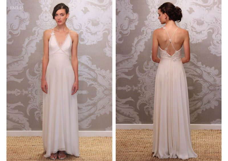 Angelo Lambrou Couture Gown Collection Emilia