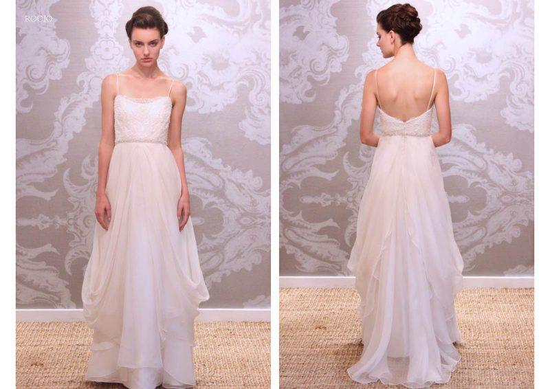 Angelo Lambrou Couture Gown Collection Rocio