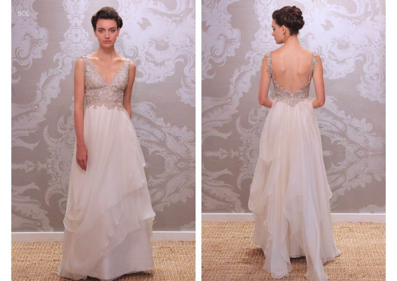 Angelo Lambrou Couture Gown Collection Sol