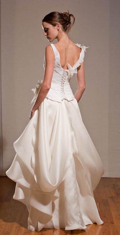 Angelo Lambrou Couture Gown Deco Bebe Daniels Back
