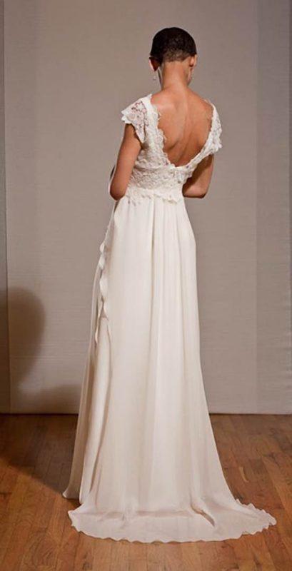 Angelo Lambrou Couture Gown Deco Viola Dana Back