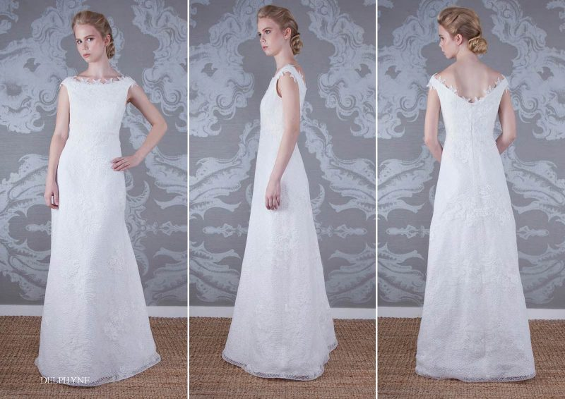 Angelo Lambrou Couture Gown Delphyne