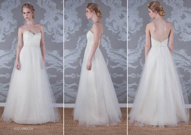 Angelo Lambrou Couture Gown Elizabella