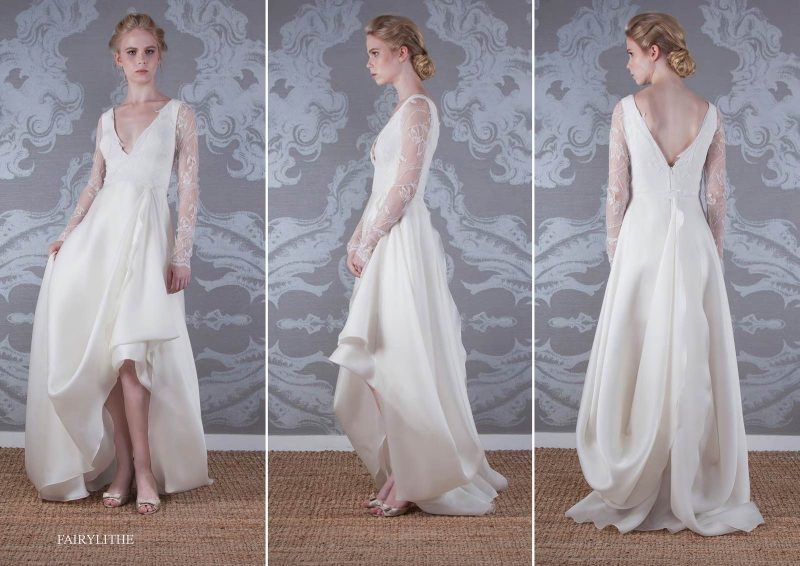 Angelo Lambrou Couture Gown Fairylithe