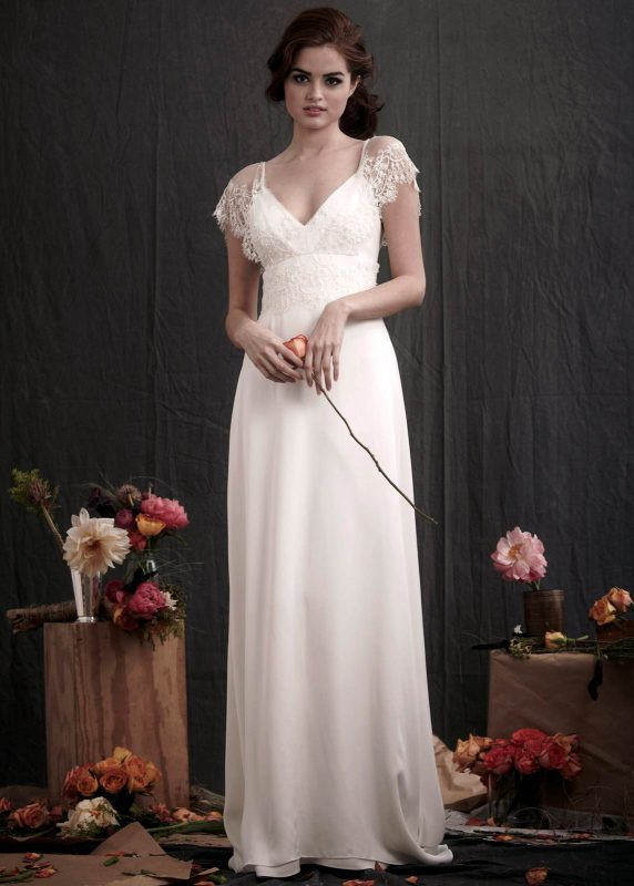 Angelo Lambrou Couture Gown Flora Shoot Colette