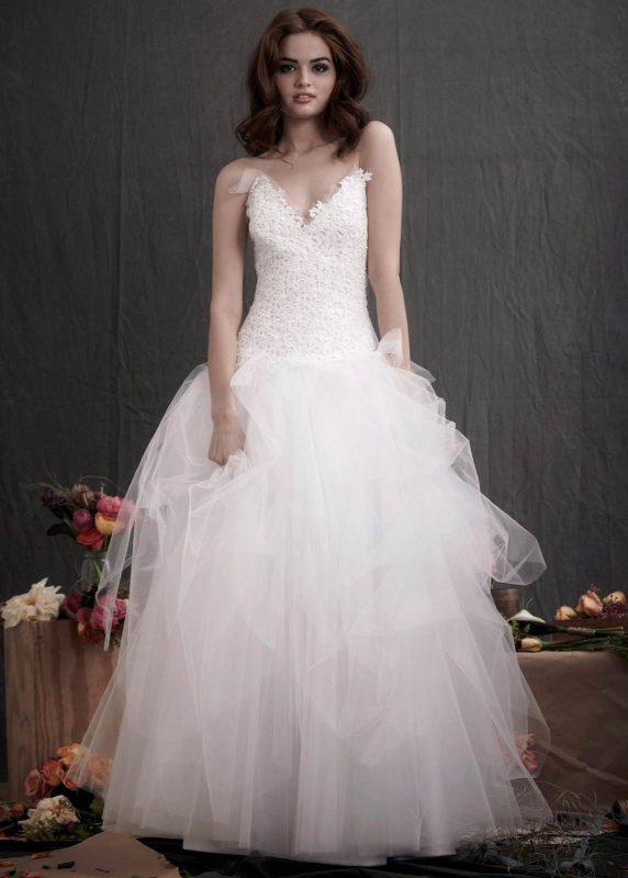 Angelo Lambrou Couture Gown Flora Shoot Jolie