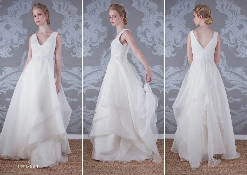 Angelo Lambrou Couture Gown Hermione