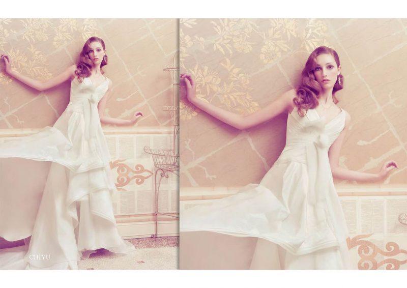 Angelo Lambrou Couture Gown Italian Shoot Chiyu