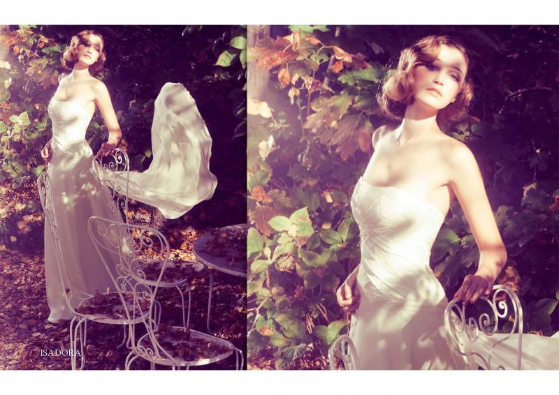 Angelo Lambrou Couture Gown Italian Shoot Isadora