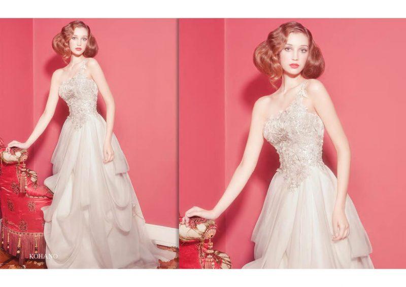 Angelo Lambrou Couture Gown Italian Shoot Kohana