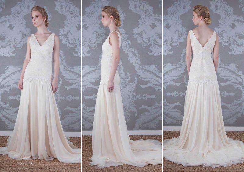 Angelo Lambrou Couture Gown Laudes