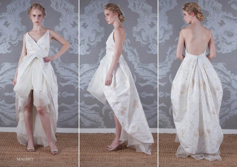 Angelo Lambrou Couture Gown Maebry