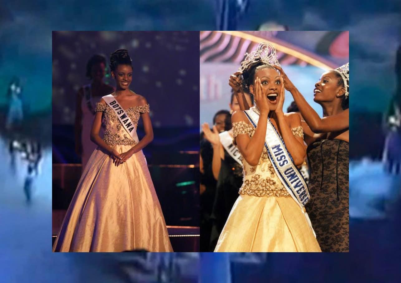 Angelo Lambrou Couture Gown Miss Universe Mpule