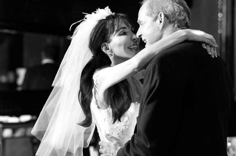 Angelo Lambrou Couture Real Bride Mindy Closeup