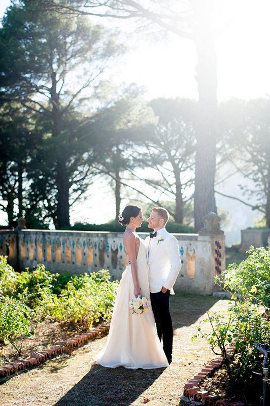 Angelo Lambrou Couture Real Bride Nejila Garden
