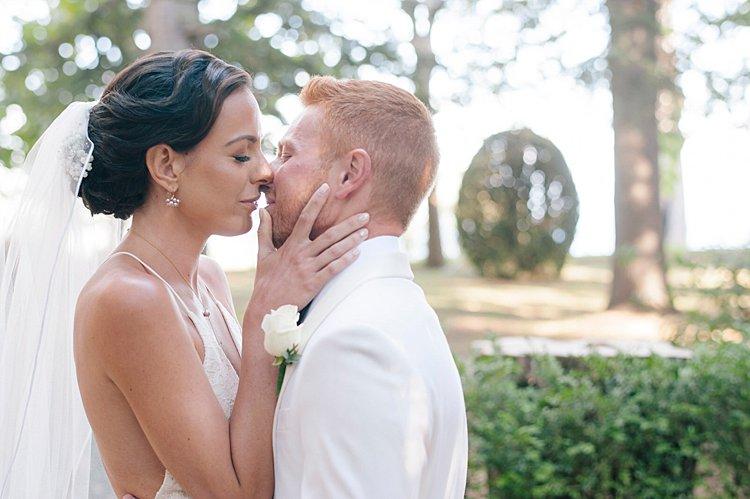 Angelo Lambrou Couture Real Bride Nejila Kiss