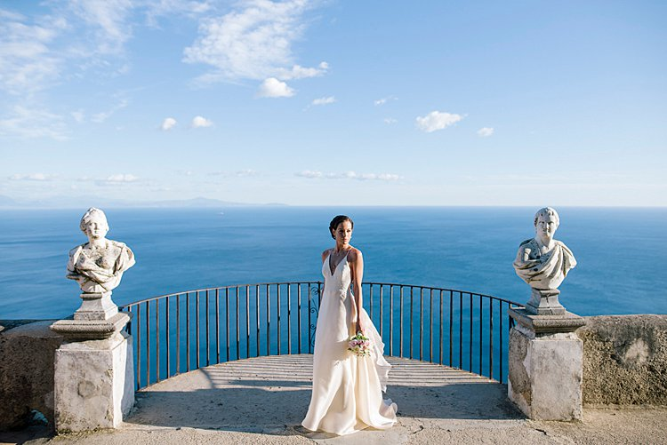 Angelo Lambrou Couture Real Bride Nejila Overlook 2