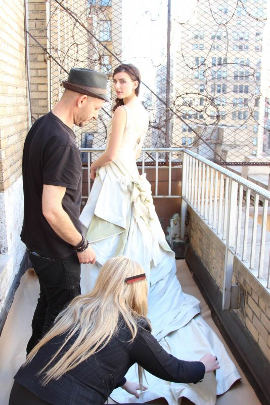 Angelo Lambrou New York Shoot Behind The Scenes 08