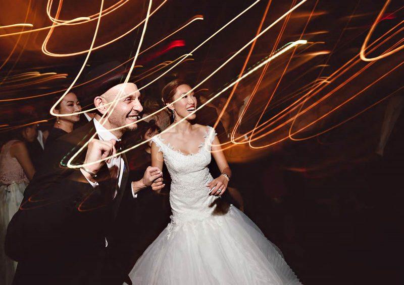 Angelo Lambrou Real Bride Central Park Boathouse Dance