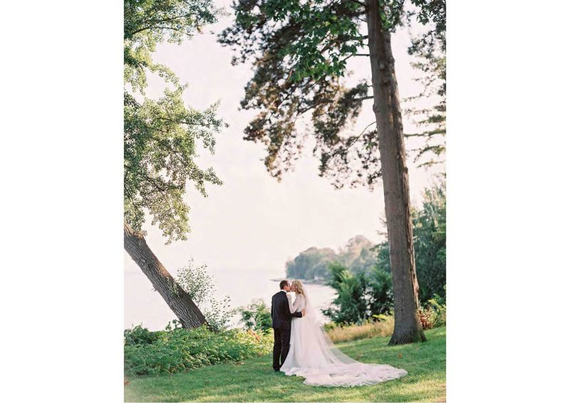 Angelo Lambrou Real Bride Stephanie On Lake Ontario