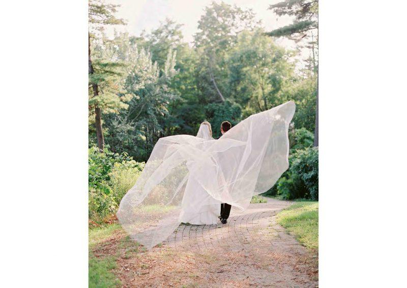 Angelo Lambrou Real Bride Stephanie Train