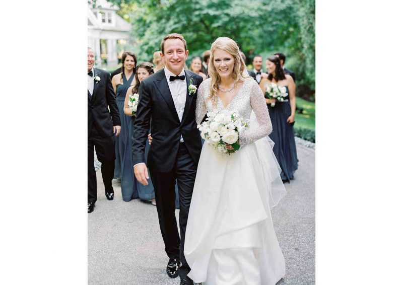 Angelo Lambrou Real Bride Stephanie With Matthew And Party