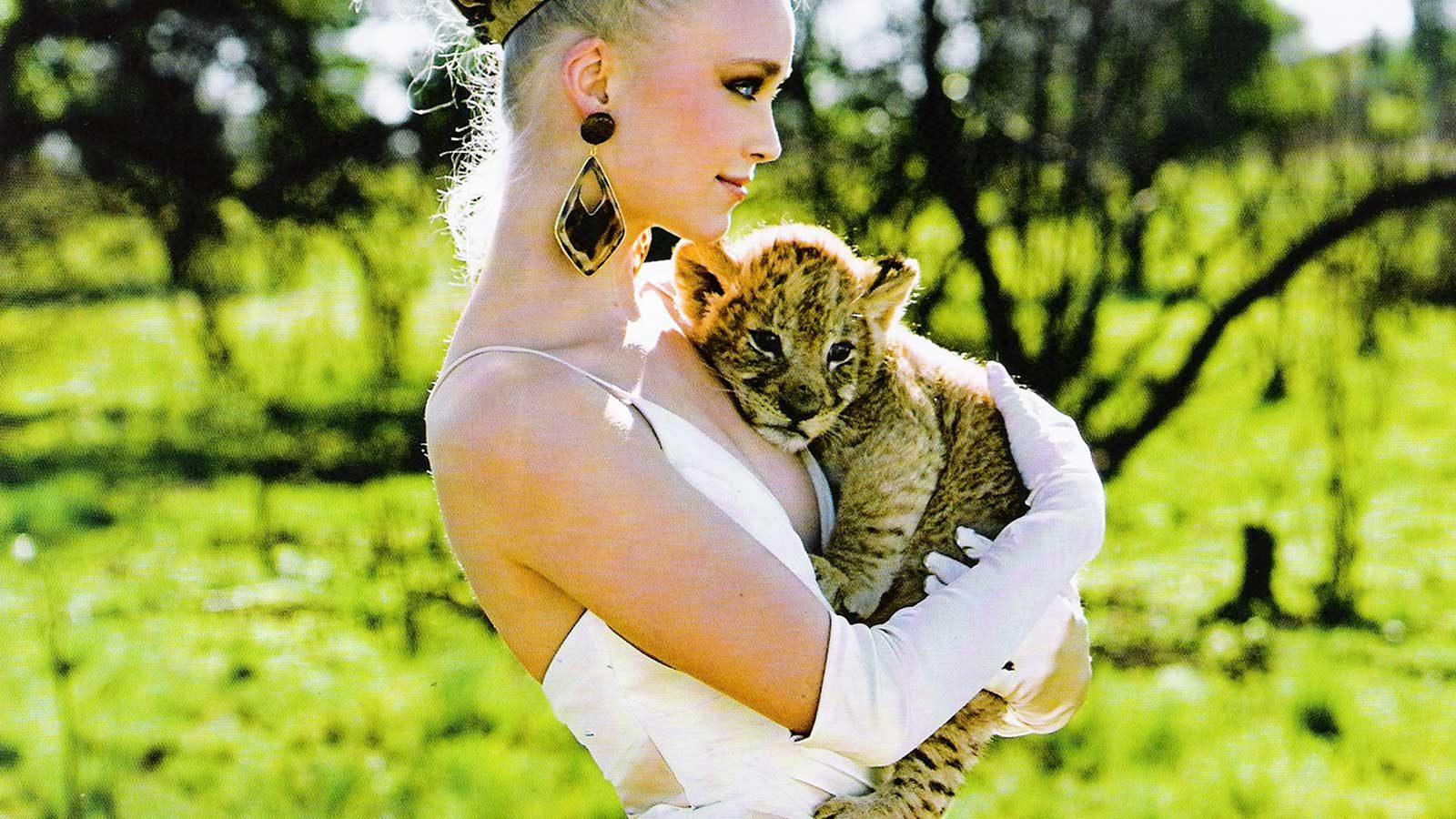 Vogue Italia Featured Image Cub