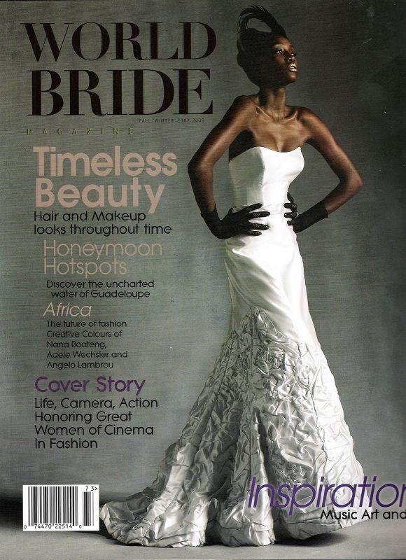 World Bride Cover