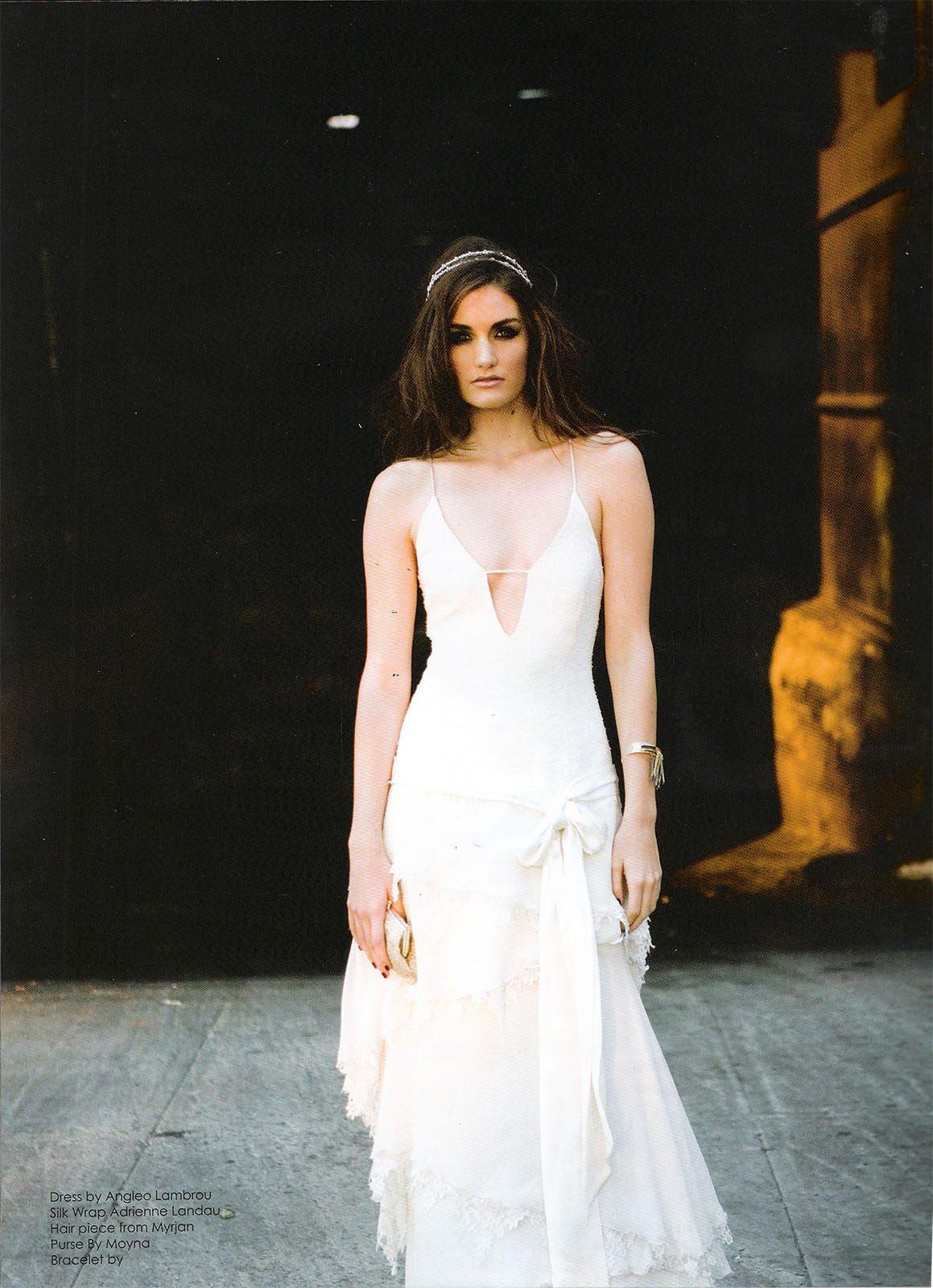 World Bride White Gown